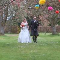 Laura & Grant Kirknewton Stables Edinburgh